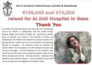 dublin gaza thank you